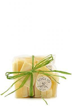 Soap with St. John's wort cuts