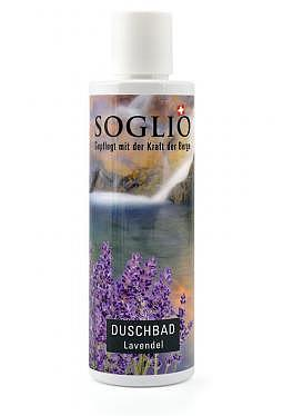 Duschbad Lavendel - shower gel
