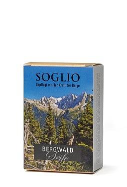 Bergwald soap