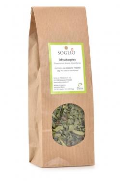 Refreshing SOGLIO herbal tea